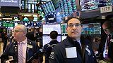 الأسهم الأمريكية تصعد بدعم من آمال التجارة