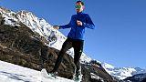 """Triathlon d'hiver: l'hyperactif Stéphane Ricard en quête d'un nouveau """"défi"""""""