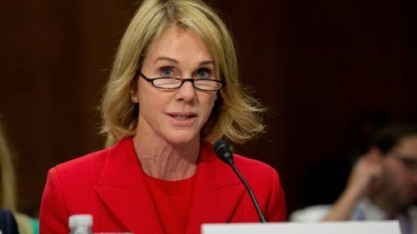 Trump nomme la diplomate Kelly Knight Craft ambassadrice américaine à l'ONU