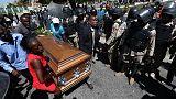 الشرطة في هايتي تستخدم الطلقات المطاطية بعد استئناف الاحتجاجات