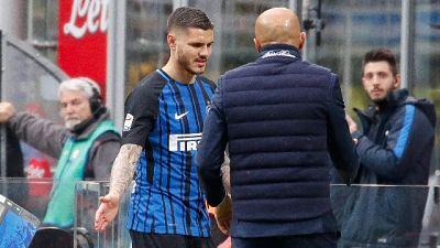Spalletti, Inter non dipende da uno solo