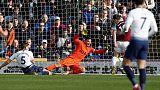 Kane scores on return but Spurs fall at Burnley