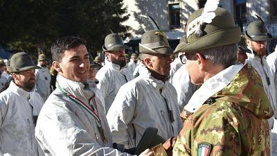 Esercito: campionati Casta, oro Piemonte