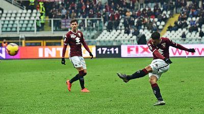 Serie A: Torino-Atalanta 2-0