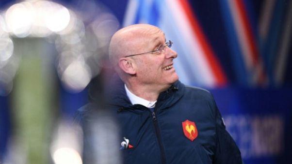 France-Ecosse: Bernard Laporte hué au Stade de France