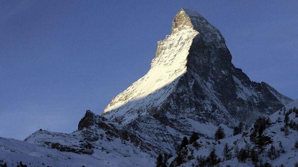 Due alpinisti morti sul Cervino