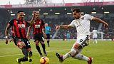 Spot-kick mayhem as Bournemouth draw with Wolves