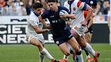 Ntamack shines as France restore pride with Scotland win