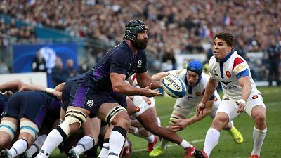 Rugby: 6 Nazioni, Francia-Scozia 27-10