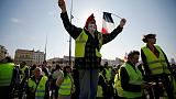 Thousands march as France's 'yellow vest' protests rumble on