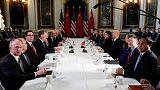 U.S., China sprint to seal deal ahead of Trump's deadline