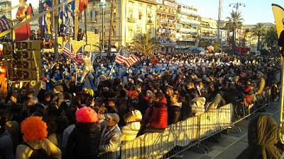 Carnevale Viareggio dedicato a Emergency