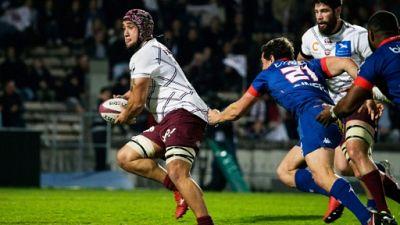 Top 14: Bordeaux assoit sa position dans le haut