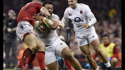 Rugby:6 Nazioni,Galles-Inghilterra 21-13