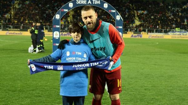 Junior Tim Cup allo stadio Benito Stirpe