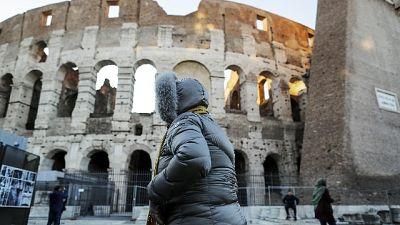 Maltempo:aperto Colosseo,chiuso Palatino