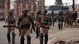 India toughens crackdown on Kashmir - more detained, movement curbed