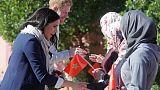 الأمير هاري وزوجته ميجان يدعمان تعليم الفتاة القروية في المغرب