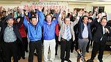 Okinawa vote contre le déplacement d'une base américaine