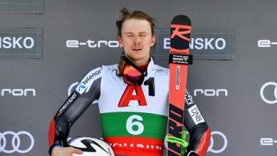 Ski alpin: Kristoffersen reprend goût à la victoire au géant de Bansko