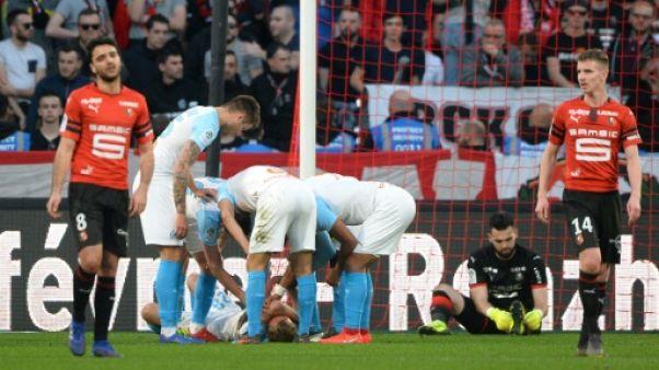 Ligue 1: Marseille cale, Gradel gâche l'effet Courbis