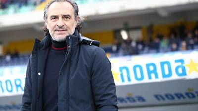 Prandelli,serve far meglio a centrocampo
