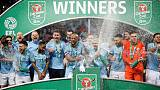 City win League Cup in shootout after Chelsea keeper row