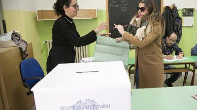 Sardegna: alle 19 affluenza del 43,8%