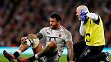 England's Lawes ruled out of Six Nations with calf strain