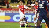 Ligue 1: Lyon tombe contre un Monaco des grands soirs