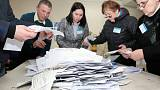 Moldova's Socialists, Democratic Party neck and neck in parliamentary election