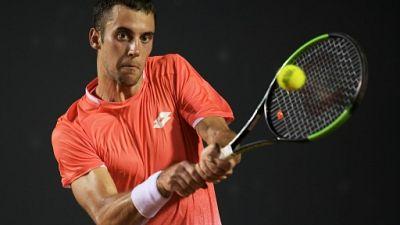 Tennis: le Serbe Djere remporte à Rio le premier titre de sa carrière