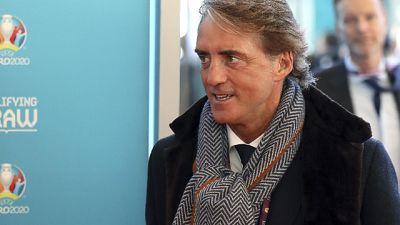 Mancini, Juve può rimontare l'Atletico
