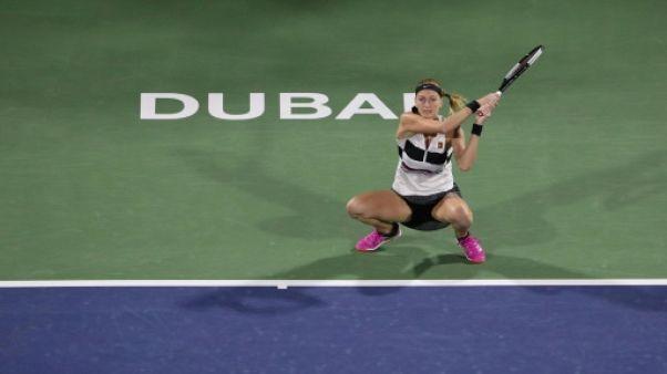Classement WTA: Kvitova retrouve le podium