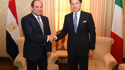 """Regeni, Conte: """"Da Al Sisi attenzione"""""""