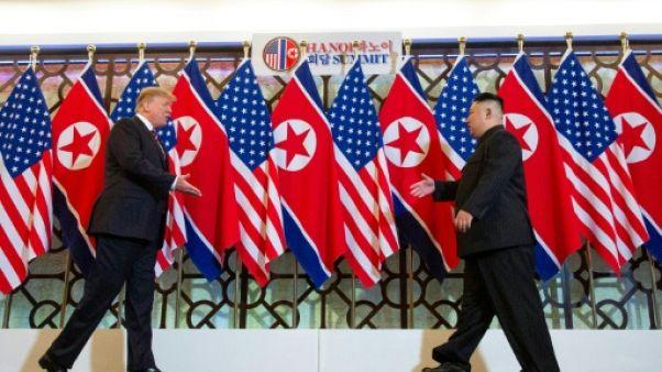 Donald Trump et Kim Jong Un se retrouvent à Hanoï pour leur deuxième sommet