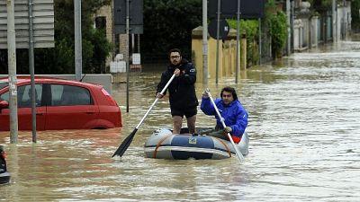 Alluvione Senigallia,chiesti 40mln danni