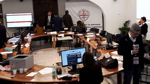 Sardegna: Solinas al 49%, Zedda al 33%