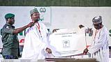 Nigeria: course serrée entre les deux prétendants à la présidence