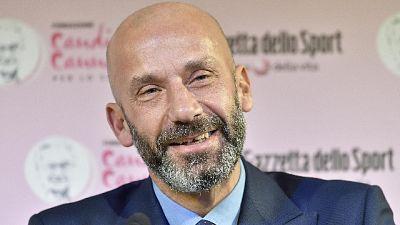 Vialli, in Champions chance Juve al 50%