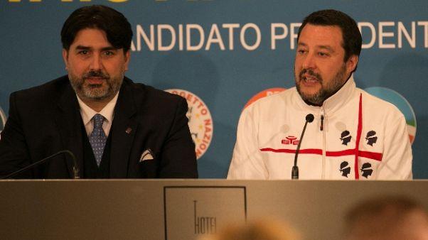 Salvini, Lega vince 6 a 0 sul Pd