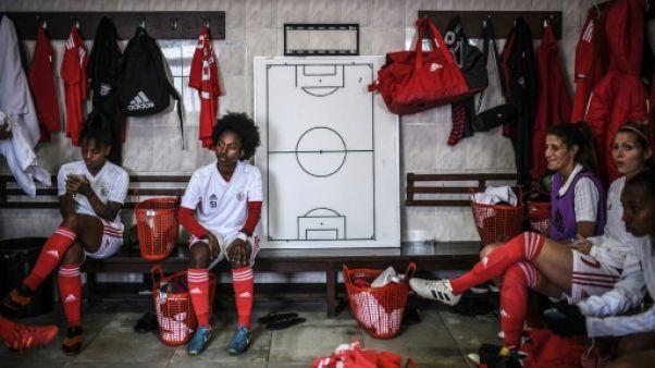 Portugal: les débuts dévastateurs des joueuses du Benfica Lisbonne