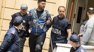 Raid bar: Casamonica condannato a 7 anni