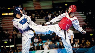 Taekwondo:Egypt Open,Crescenzi d'argento