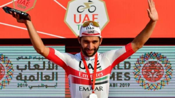 Tour des Emirats Arabes Unis: Gaviria remporte la 2e étape, Roglic toujours leader