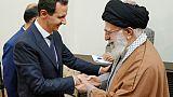Assad en visite en Iran, rencontre le guide suprême et Rohani