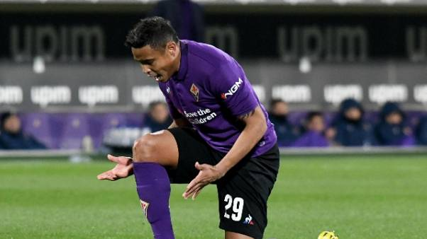 Fiorentina: Muriel, pensiamo alla coppa