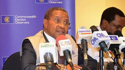 Commonwealth observers share initial findings on Nigeria elections