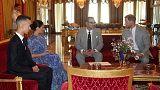 هاري وميجان يختتمان زيارة للمغرب بحفل شاي أقامه الملك محمد السادس