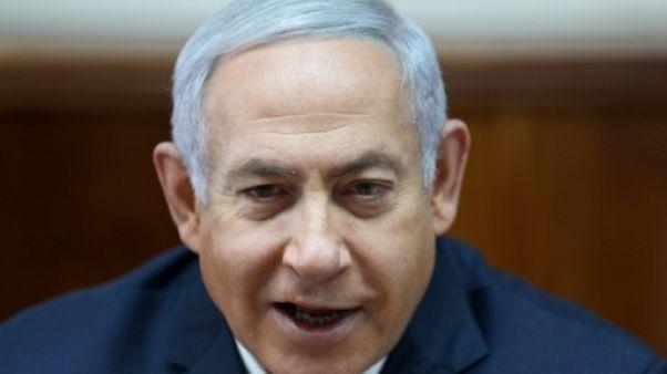 """Démission annoncée de Zarif: """"bon débarras"""", dit Netanyahu"""
